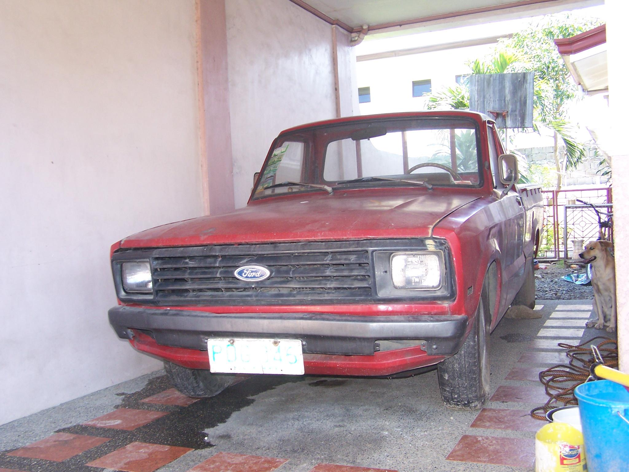 mjcapco_511's 1983 Ford Courier