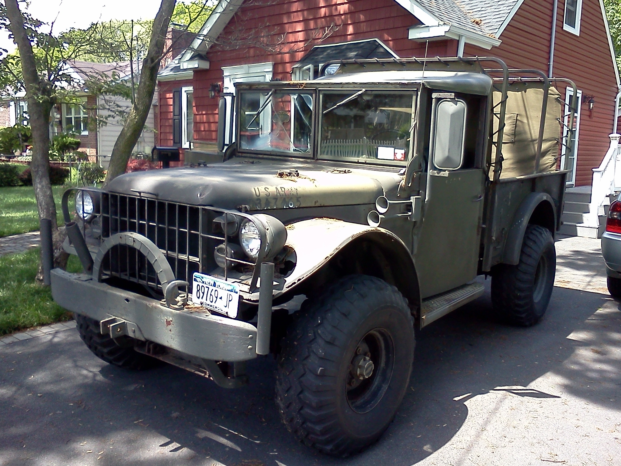 Another moparts 1958 Dodge M-Series Truck post... - 15139495
