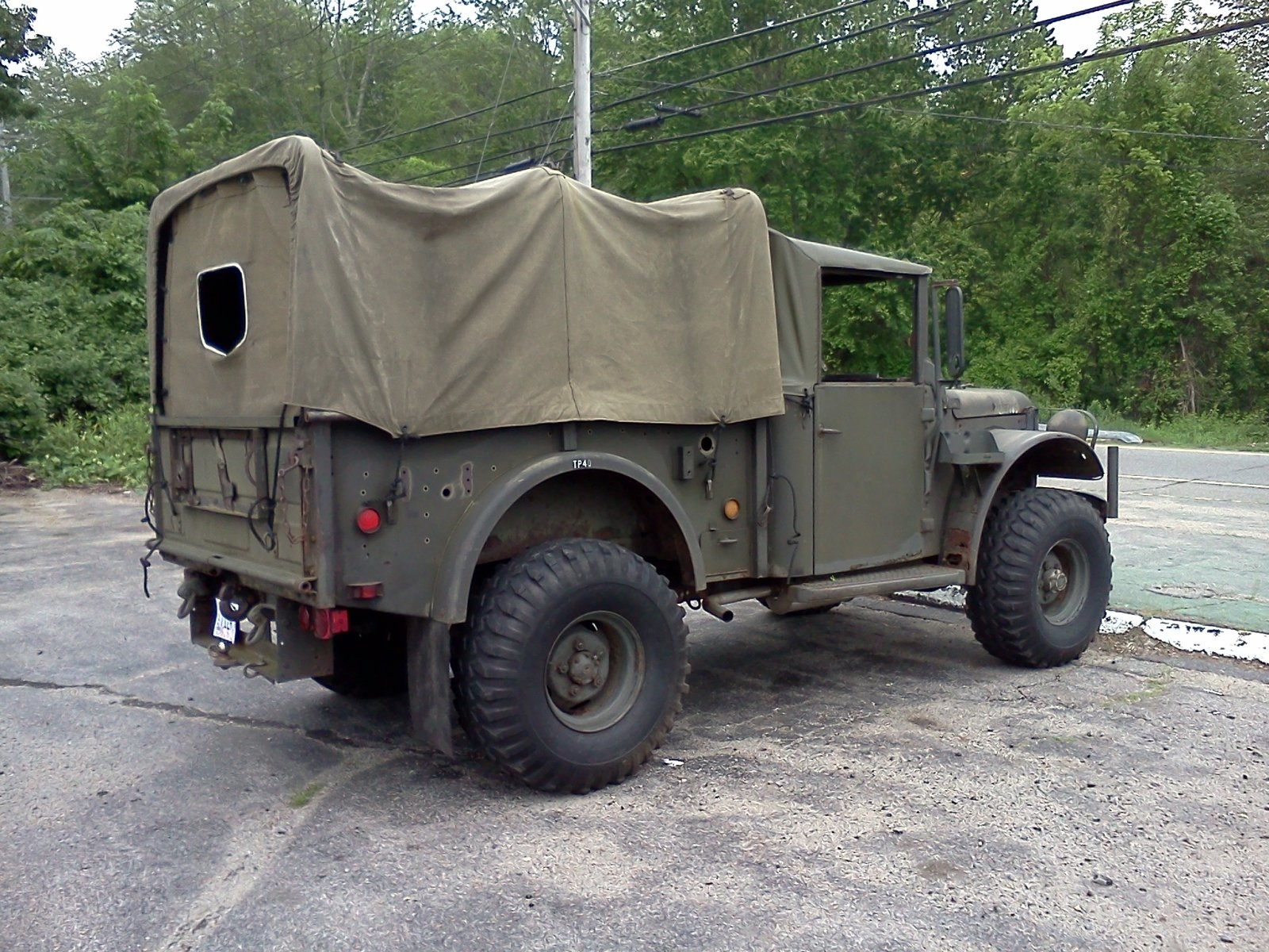 moparts 1958 Dodge M-Series Truck