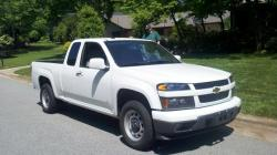 09Colorado73Nova 2009 Chevrolet Colorado Extended Cab