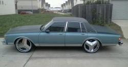 mesw60s 1990 Chevrolet Caprice Classic