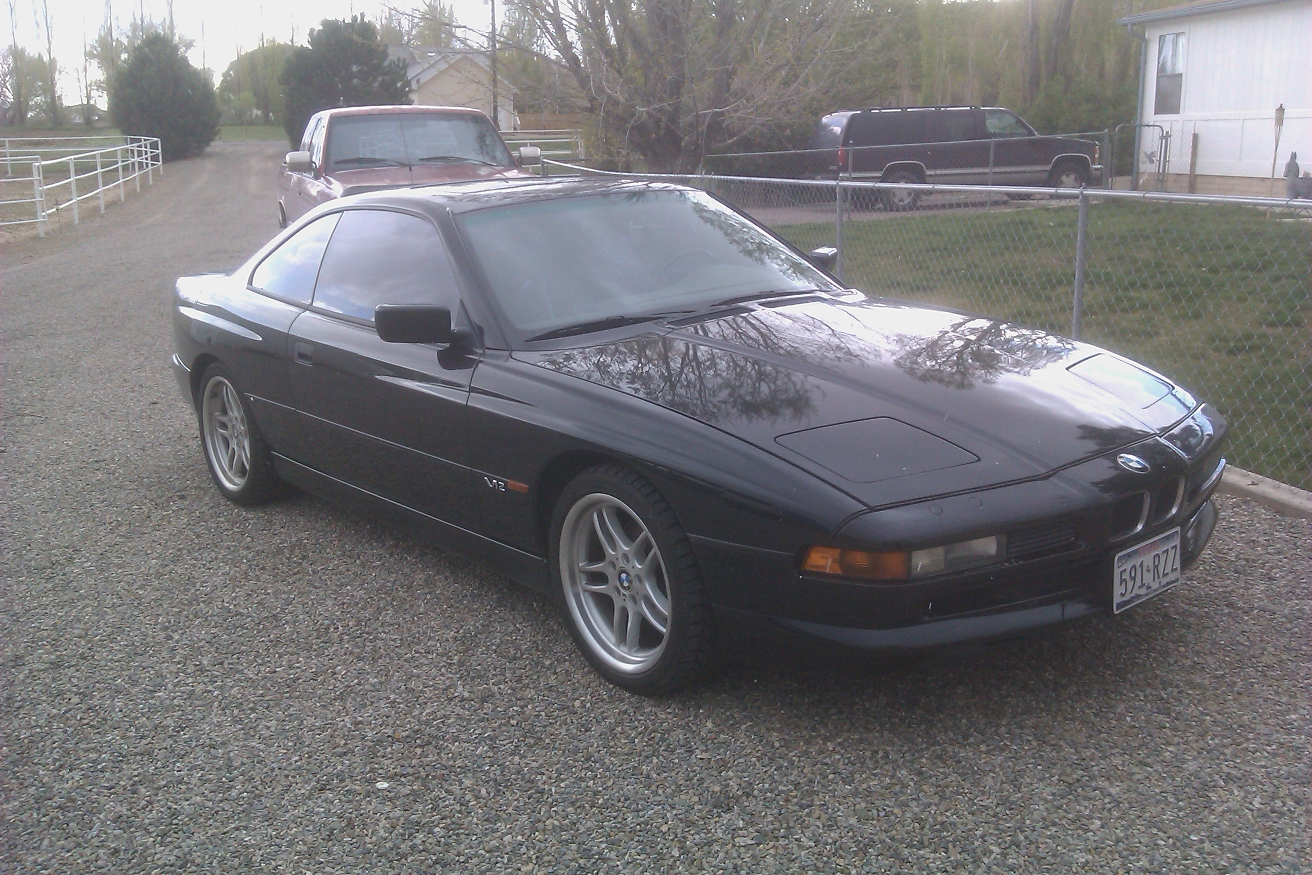 Another 6CHEVY-THUNDER1 1996 BMW 8 Series post... - 15138366
