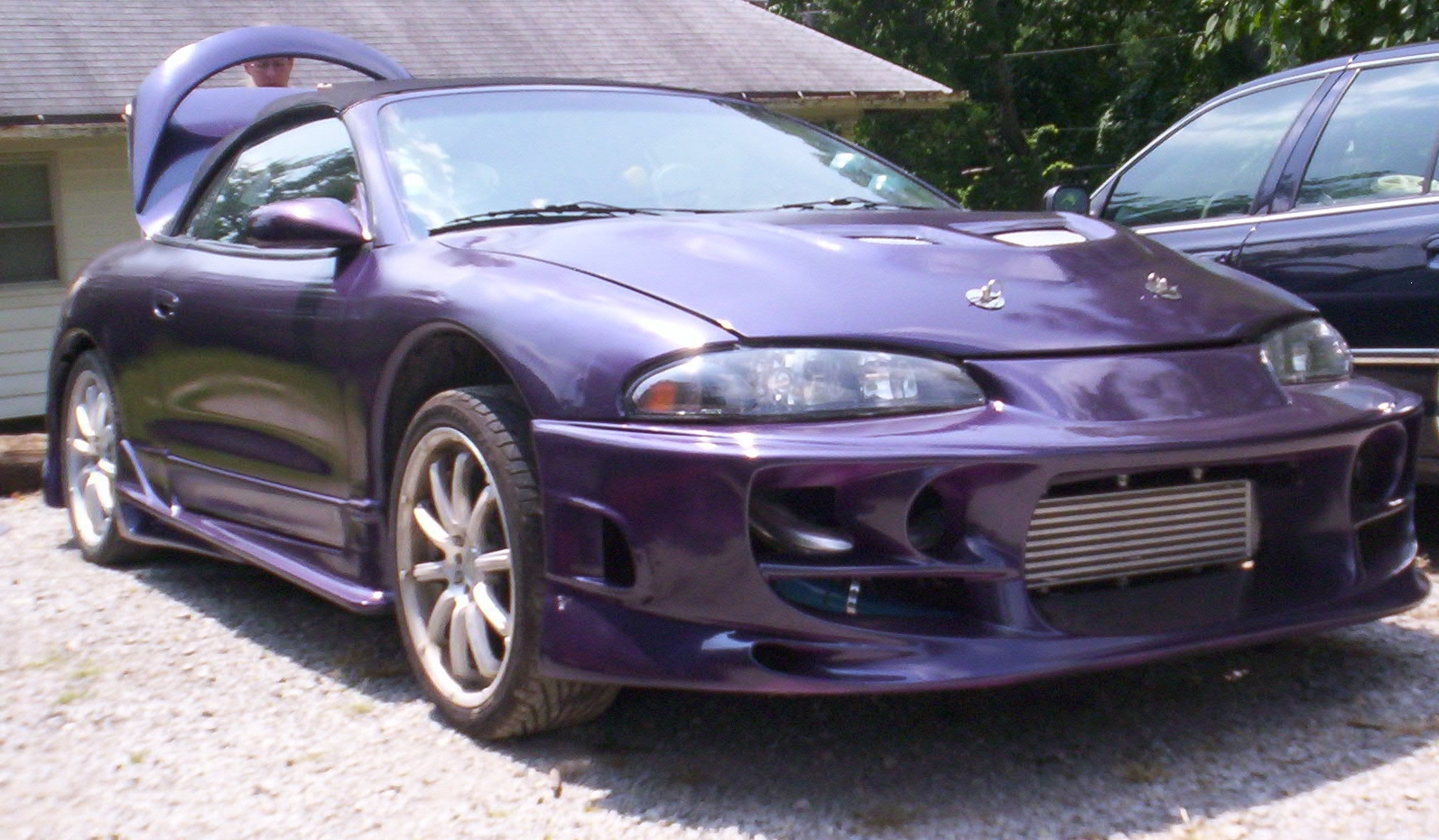 1999 Mitsubishi Eclipse Convertible - Viewing Gallery