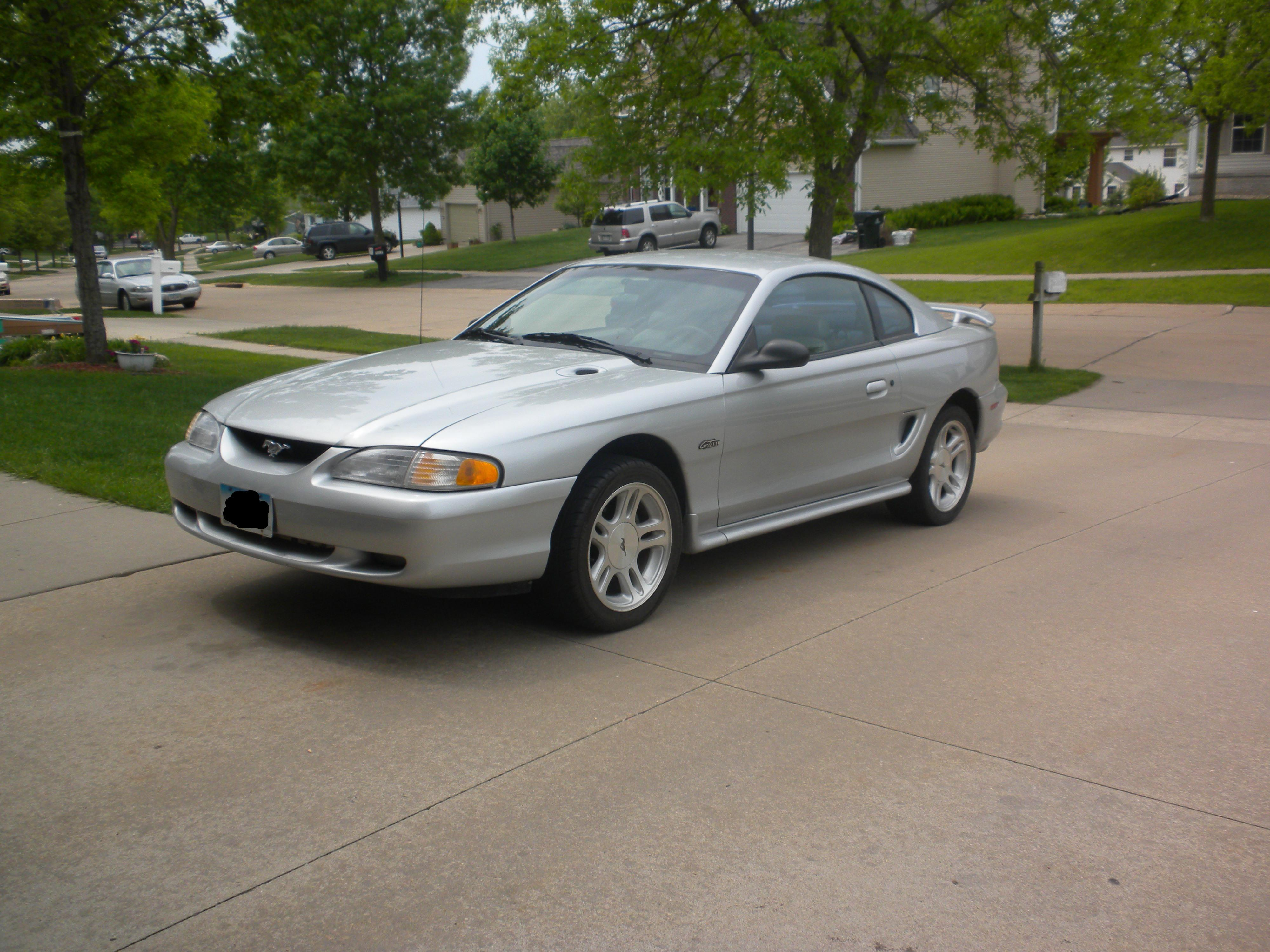 jpaul166 1998 ford mustanggt coupe 2d specs photos. Black Bedroom Furniture Sets. Home Design Ideas