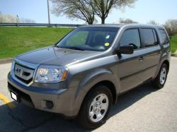 happysalvaged76 2011 Honda Pilot