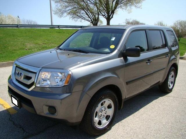 happysalvaged76's 2011 Honda Pilot