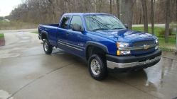 mdmaxhigh 2004 Chevrolet 2500 HD Extended Cab