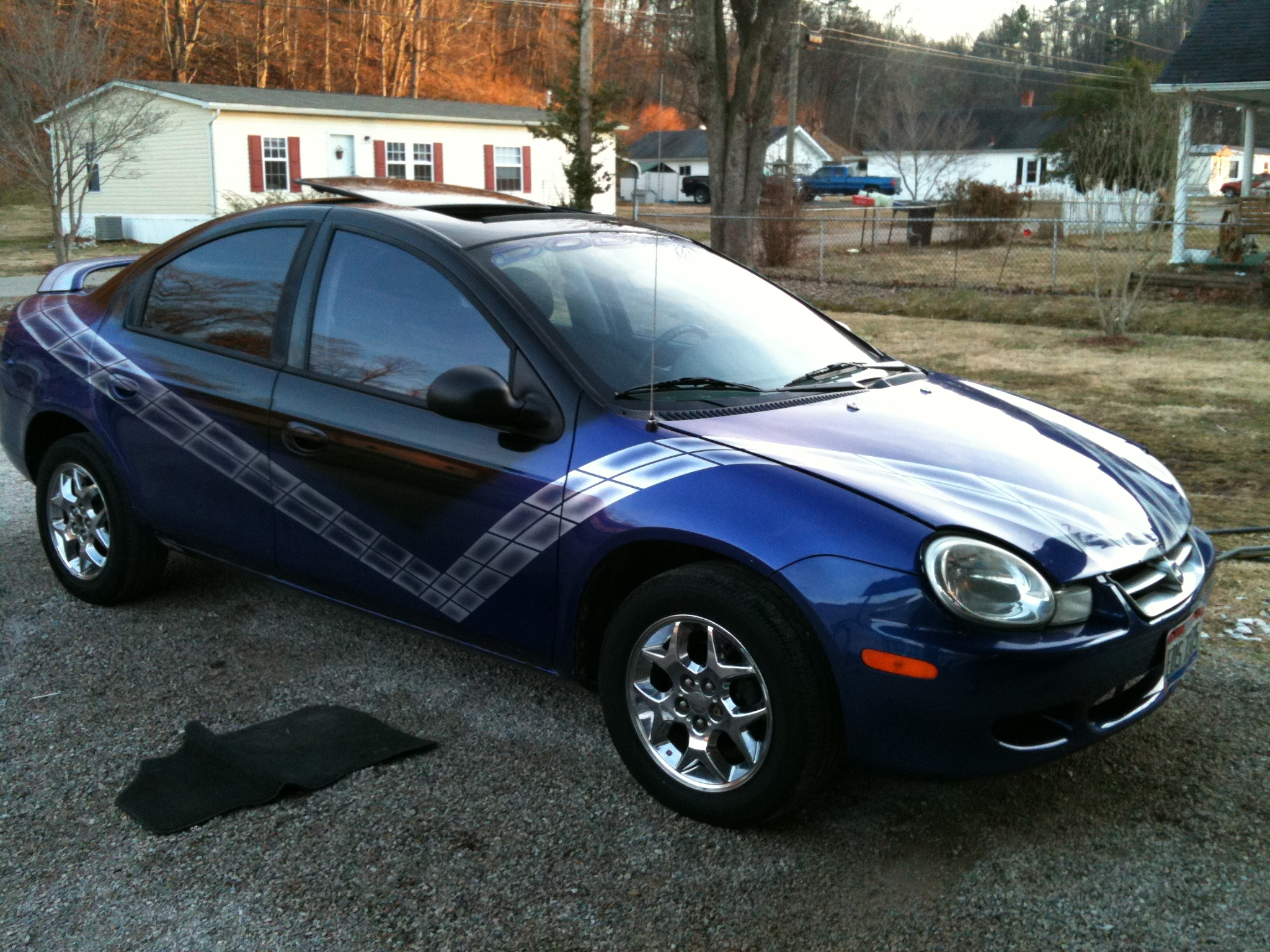 reese06 39 s 2002 dodge neon se sedan 4d in lucasville oh. Black Bedroom Furniture Sets. Home Design Ideas