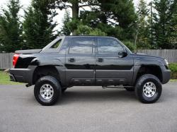 ladell83 2003 Chevrolet Avalanche 1500