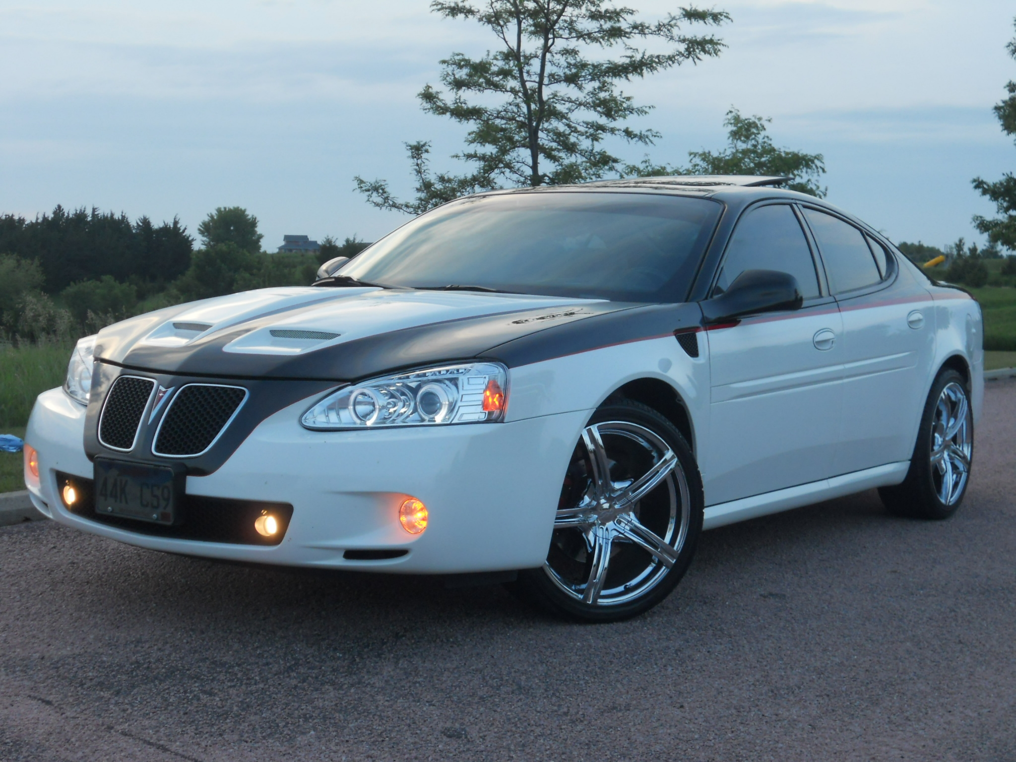 Andy67 2008 Pontiac Grand Prixgxp Sedan 4d Specs Photos Modification Info At Cardomain