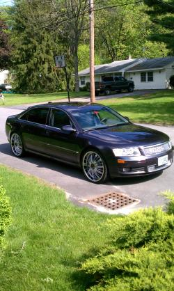 bigROB23s 2005 Audi A8