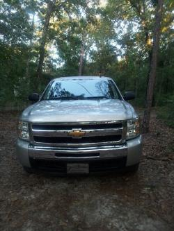 pimpin82 2010 Chevrolet 1500 Extended Cab