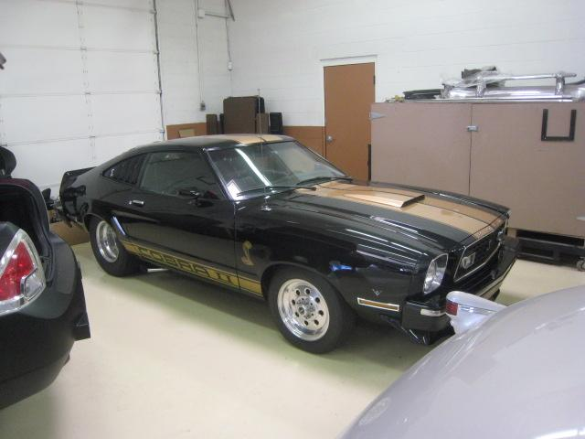 kciprostang's 1976 Ford Mustang II