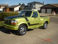 KingKnowless 1992 Ford F150 Regular Cab