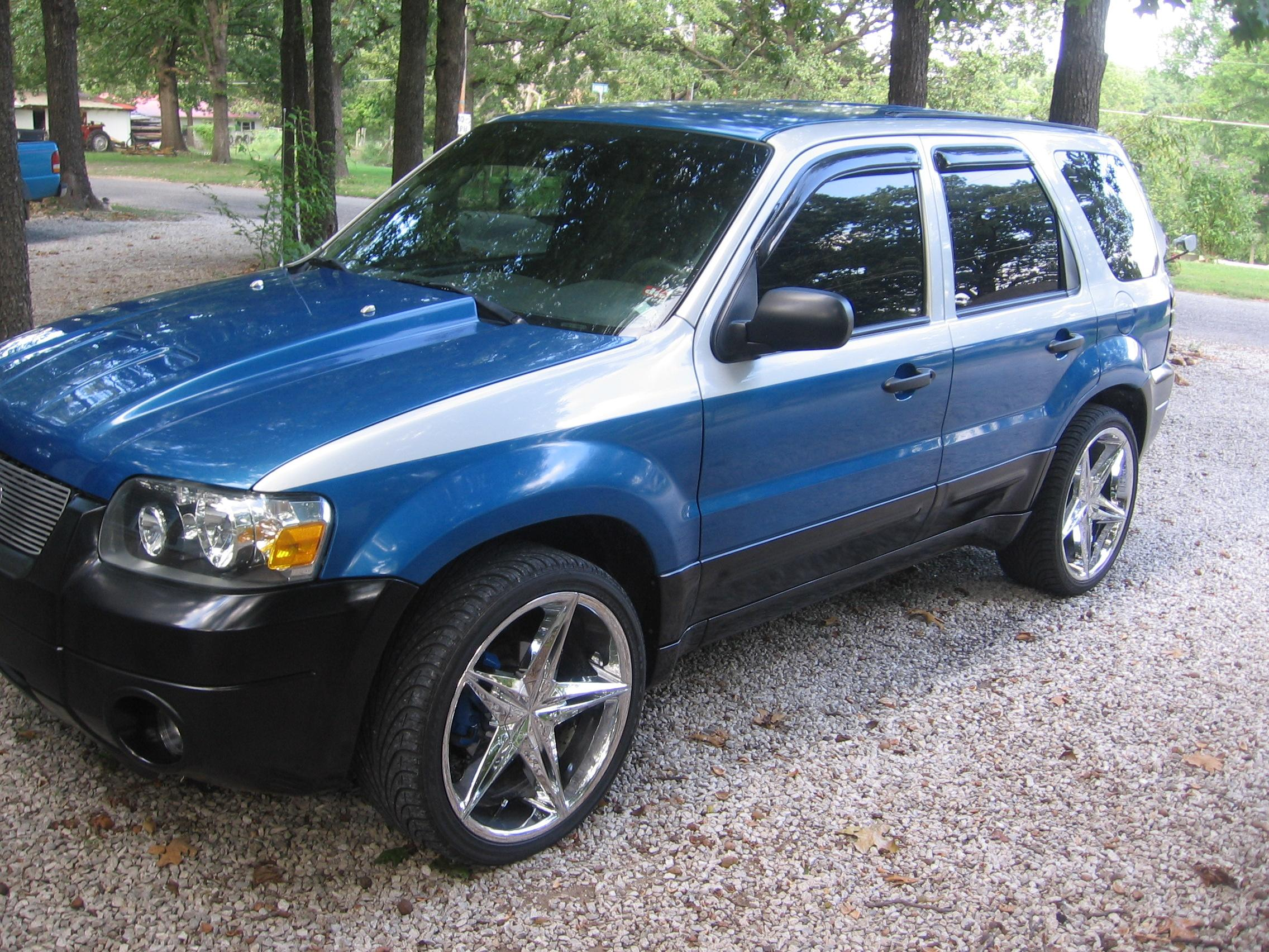 Ford Escape 2005 Tuning >> Customized Ford Escape Photos | Autos Post