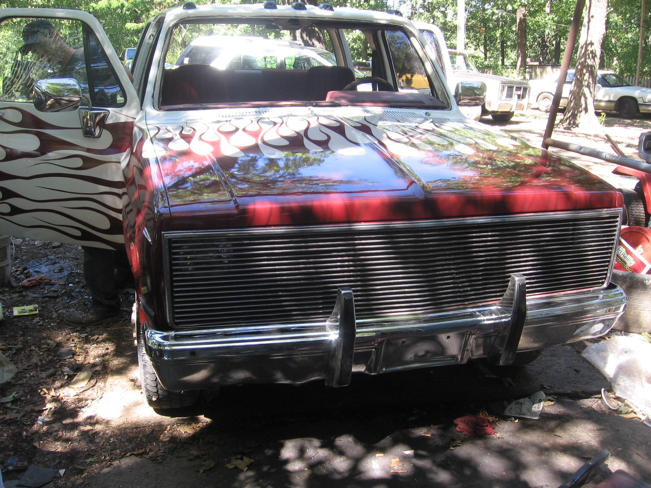 Another The_Wolf_Pack 1979 Chevrolet 2500 Crew Cab post... - 15144277