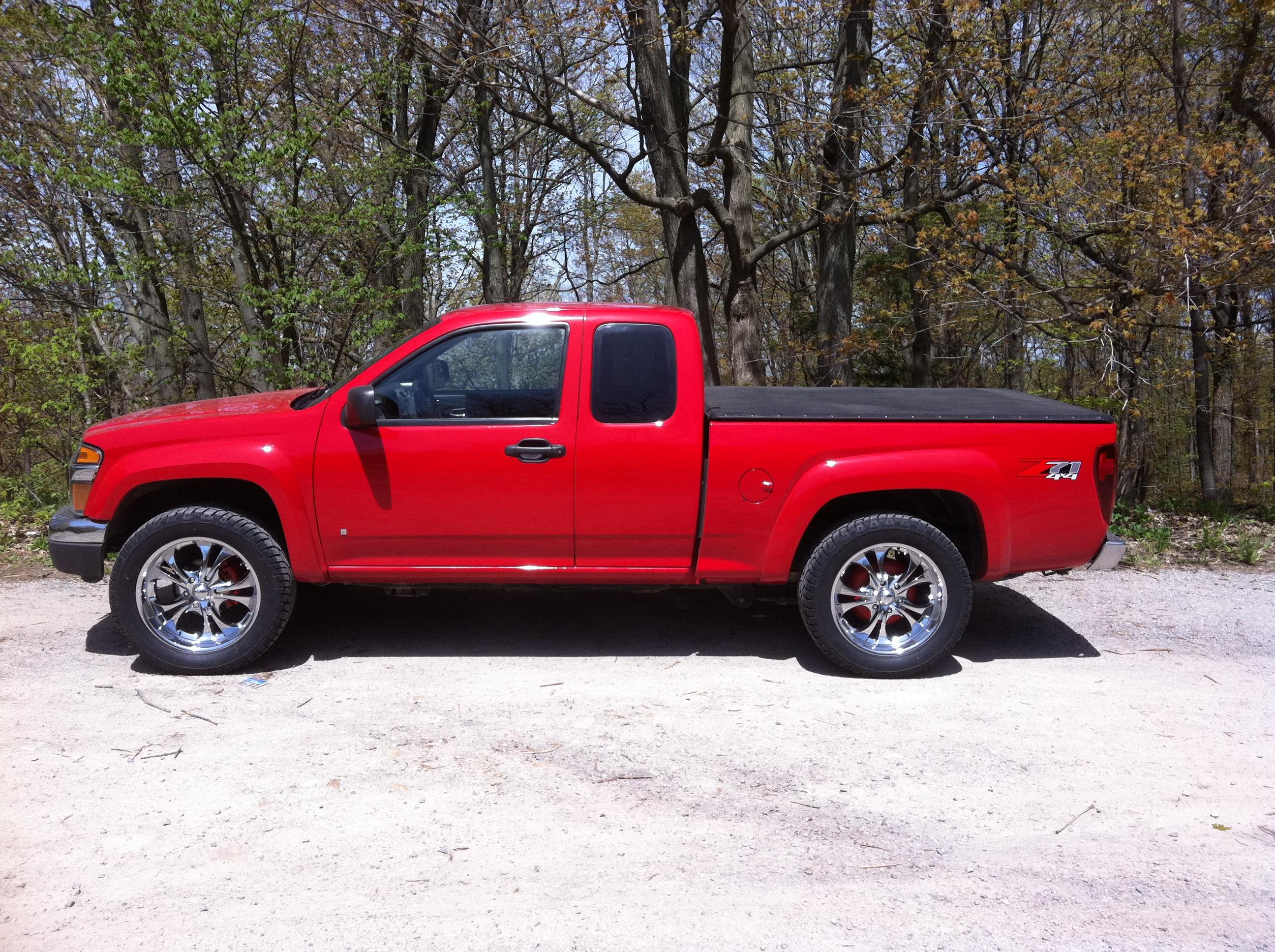murre1 2007 chevrolet colorado extended cablt pickup 4d 6 ft specs