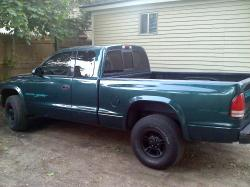 turbo_shebly 1997 Dodge Dakota Crew Cab