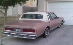 caprice_billybae's 1987 Chevrolet Caprice Classic