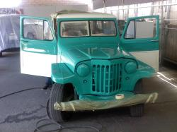 primo133 1962 Willys Wagon