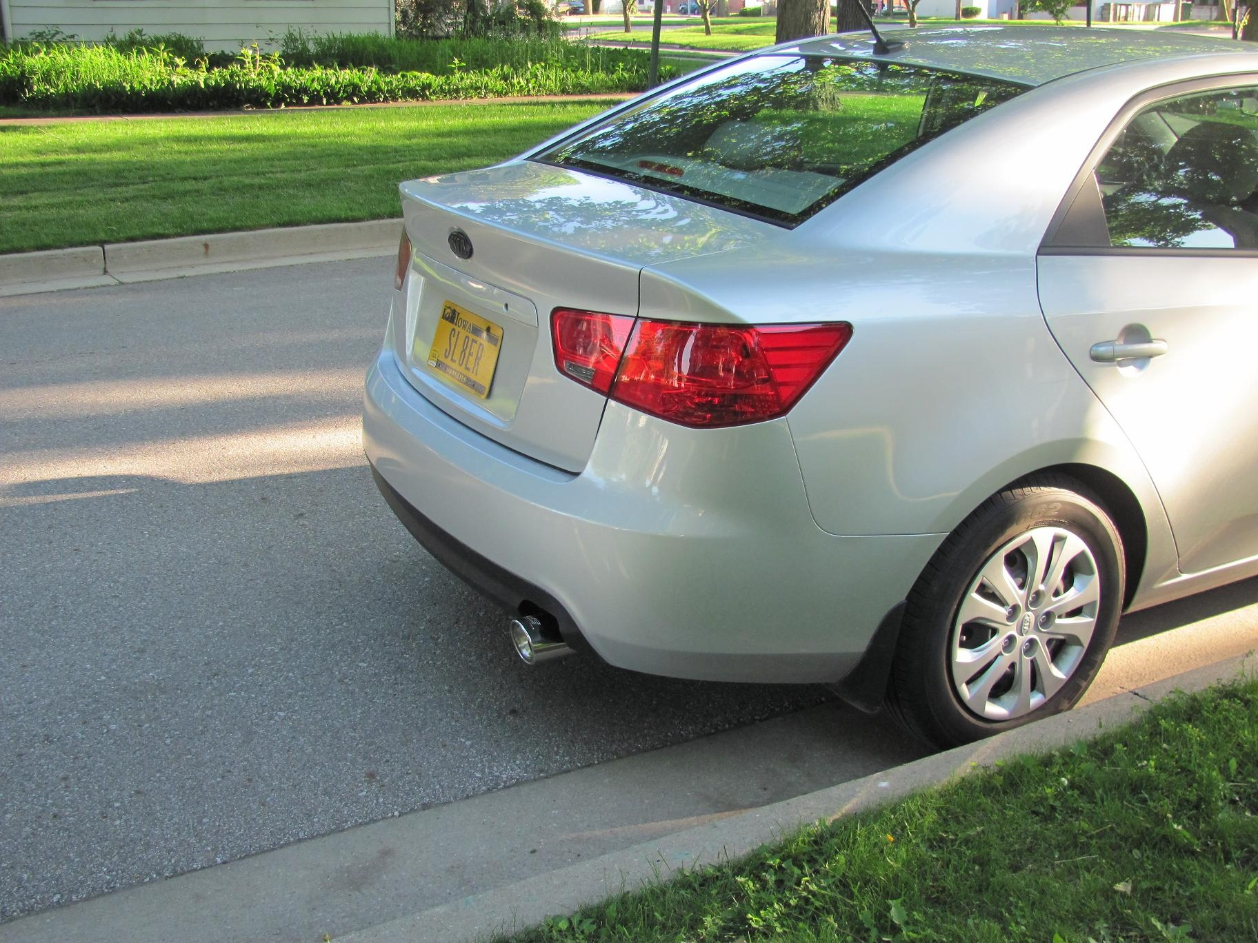 Another Slaterracing 2011 Kia Forte post... - 15142942