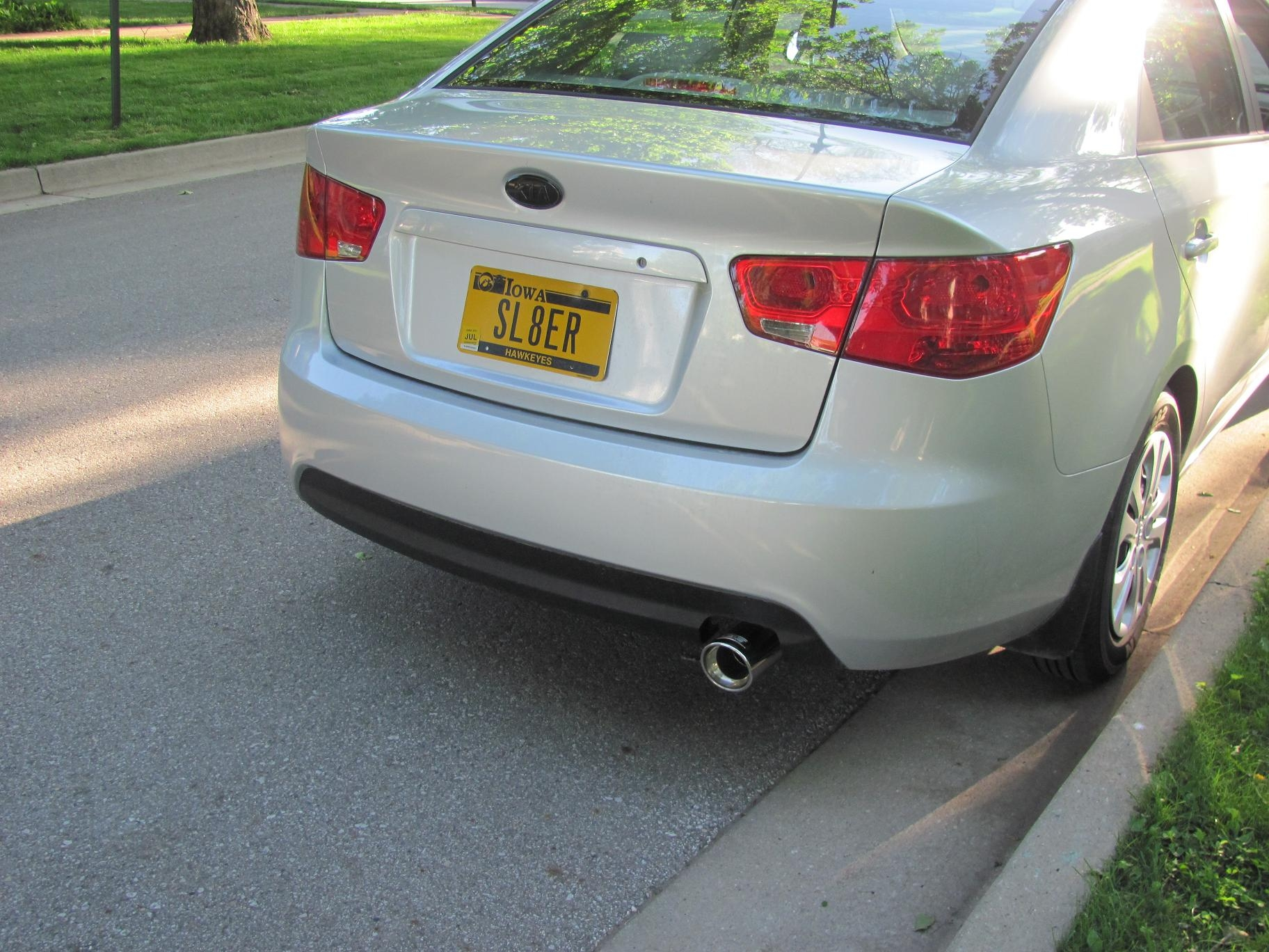 Another Slaterracing 2011 Kia Forte post... - 15142943