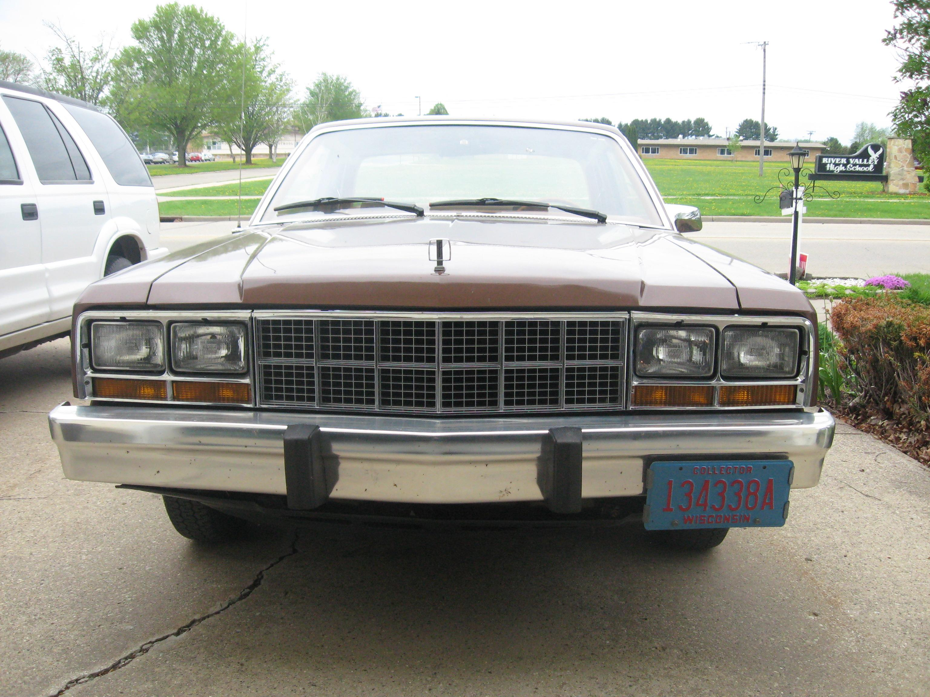 Falcon1964's 1980 Ford Fairmont