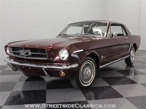 Another Tonocilot 1965 Ford Mustang post... - 15146963