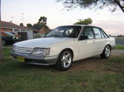 chook069 1985 Holden Berlina