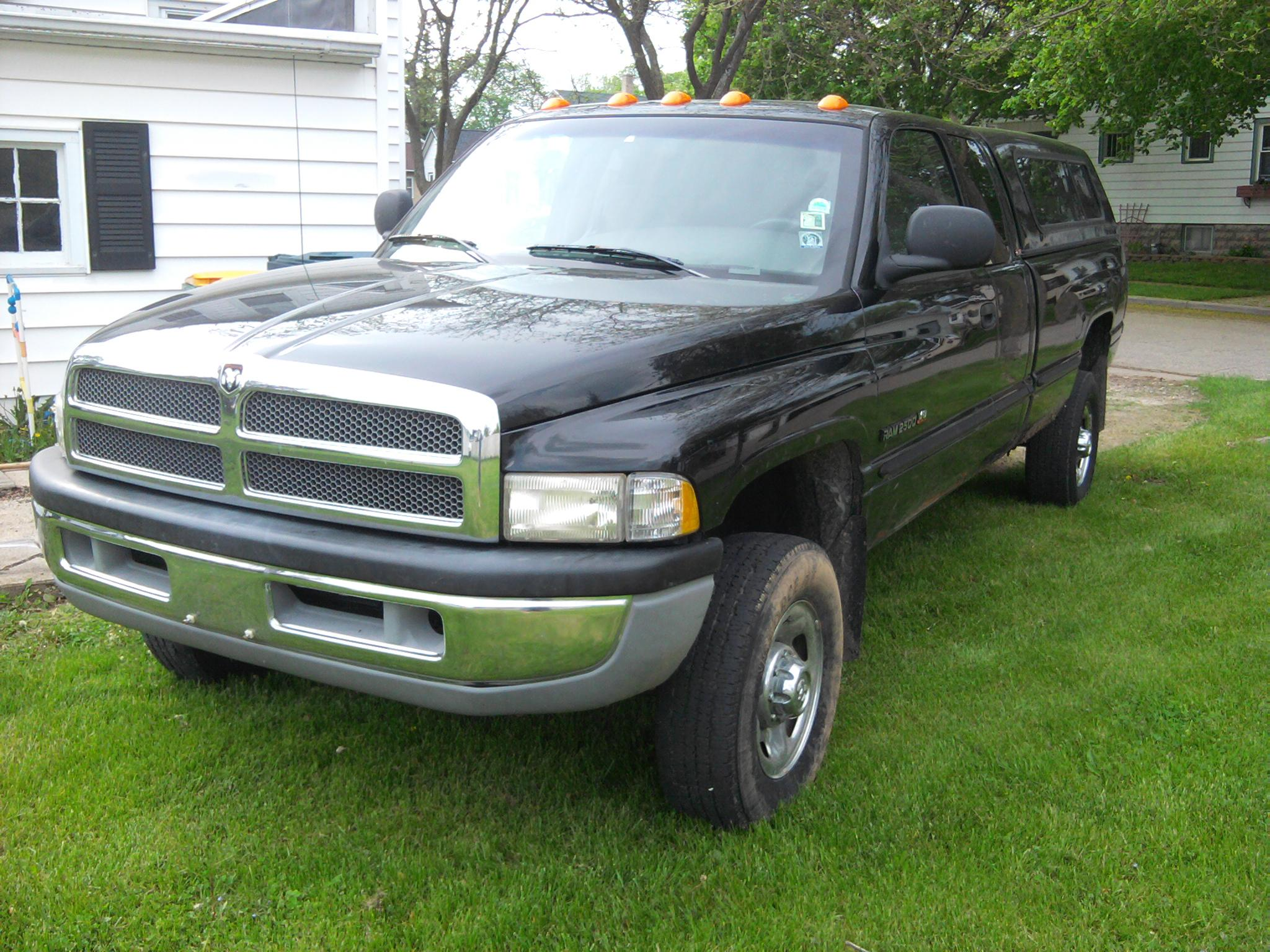 buskirksdodge 1998 dodge ram 2500 club cabshort bed specs photos modification info at cardomain. Black Bedroom Furniture Sets. Home Design Ideas