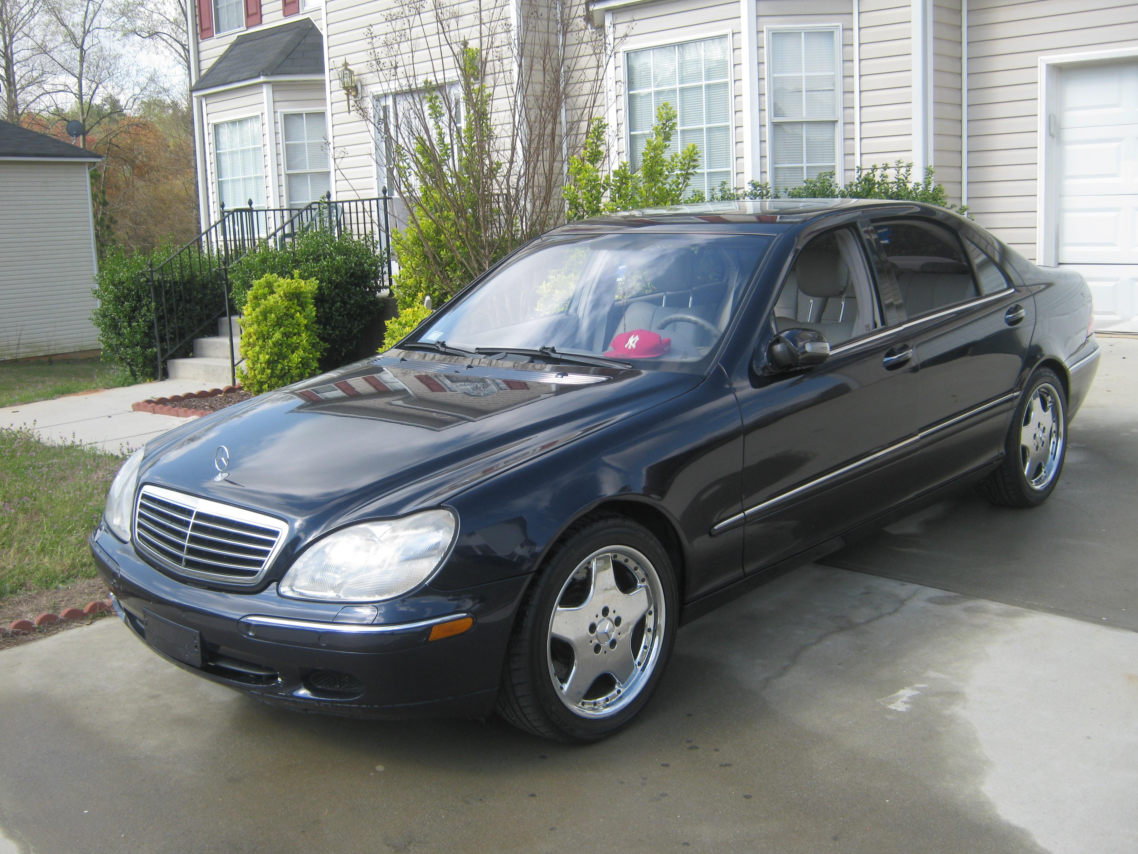 image gallery 2001 mercedes s430