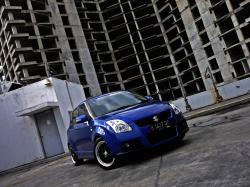 57EVE 2007 Suzuki Swift