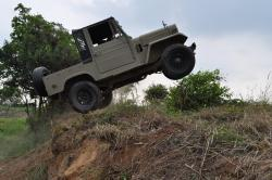 Vulcan4x4 1953 Jeep Willys