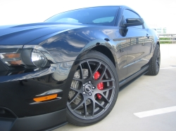 DarkFormulas 2011 Ford Mustang