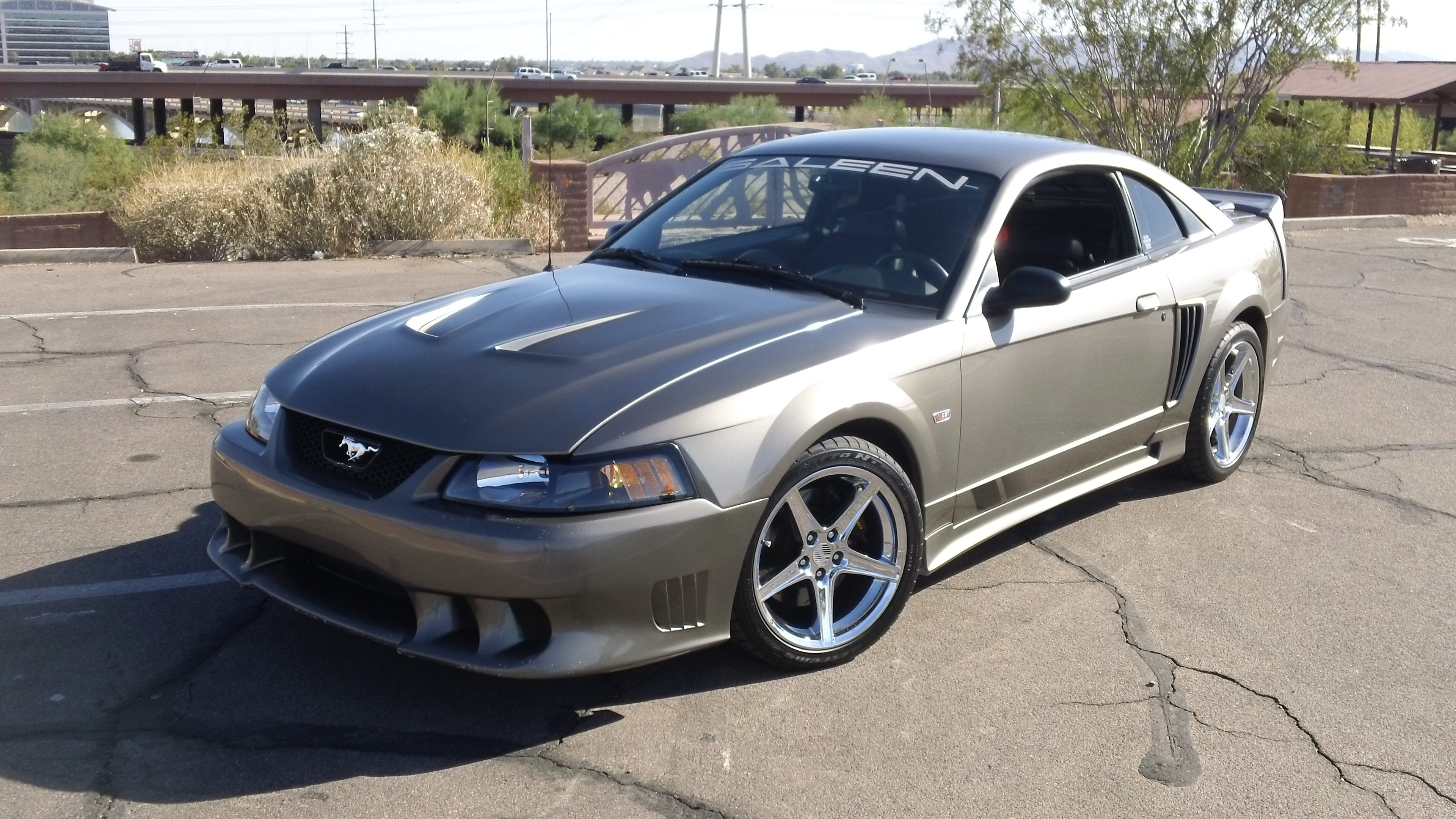 Svtstangsta 2002 ford mustang 39238614004 original