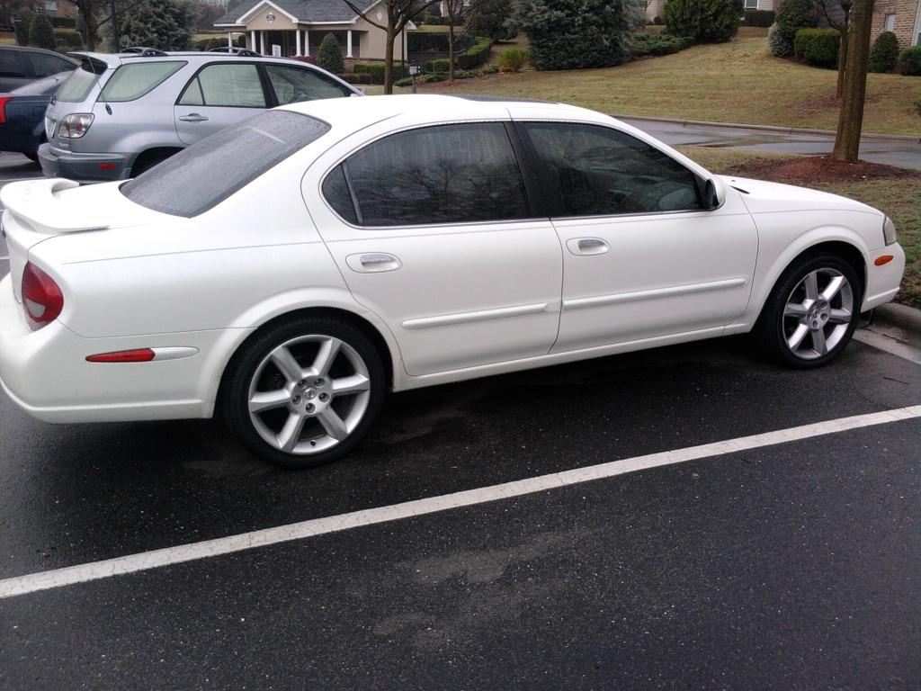 jbrown82 2001 nissan maxima specs, photos, modification info at