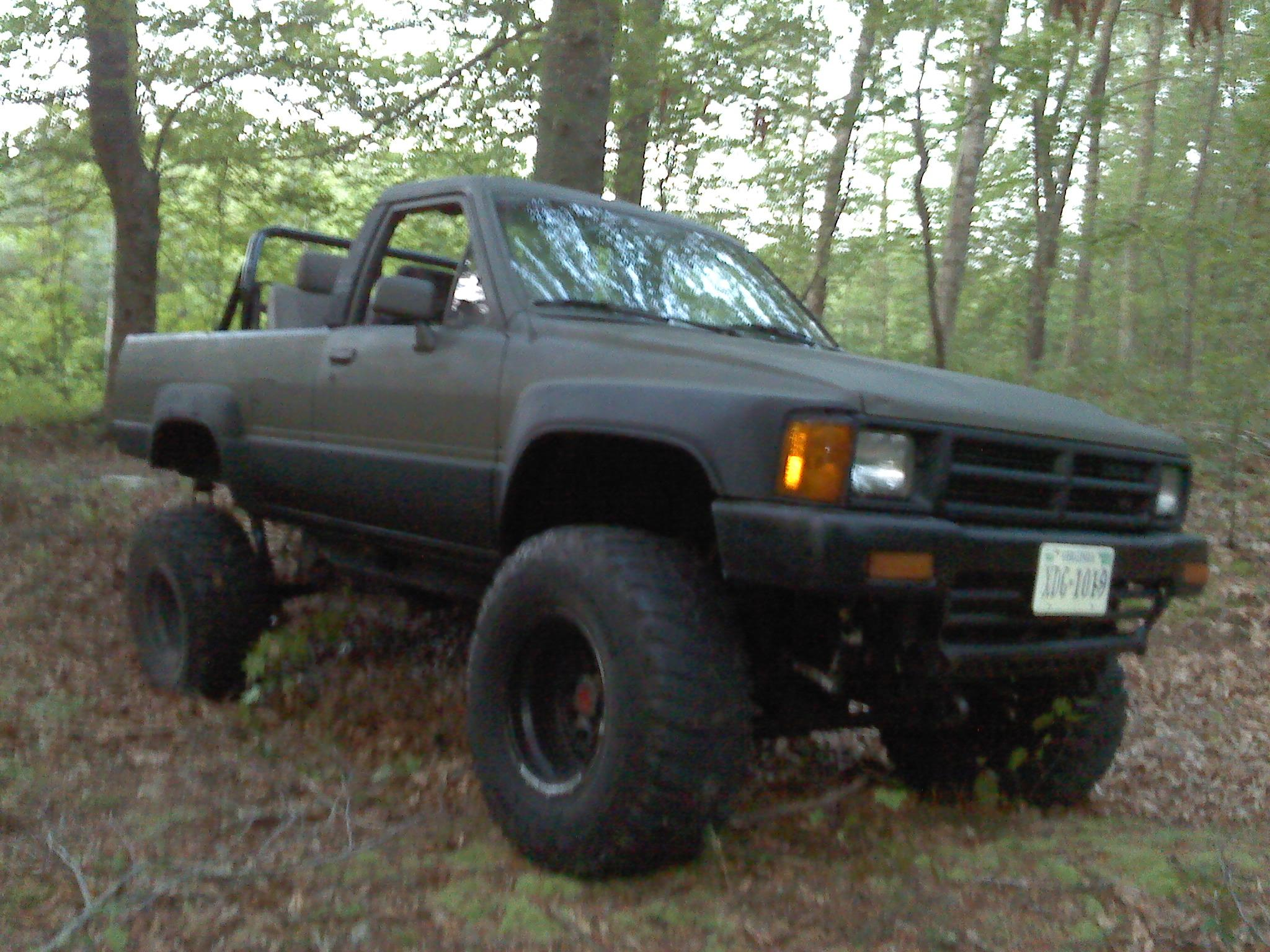 Another IrishBlondeK10 1989 Toyota 4Runner post... - 15149263