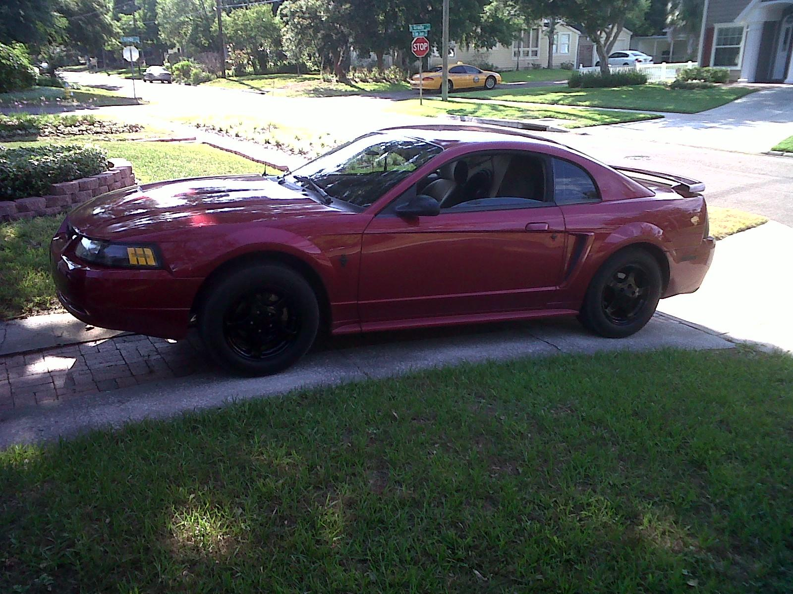 Slamminstang813 2003 Ford Mustang