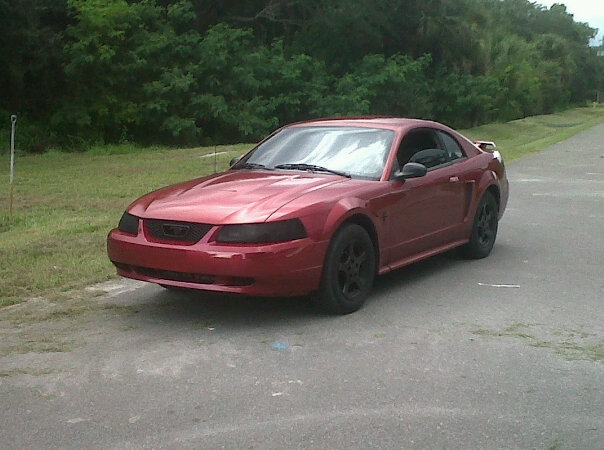 Another Slamminstang813 2003 Ford Mustang post... - 15149267