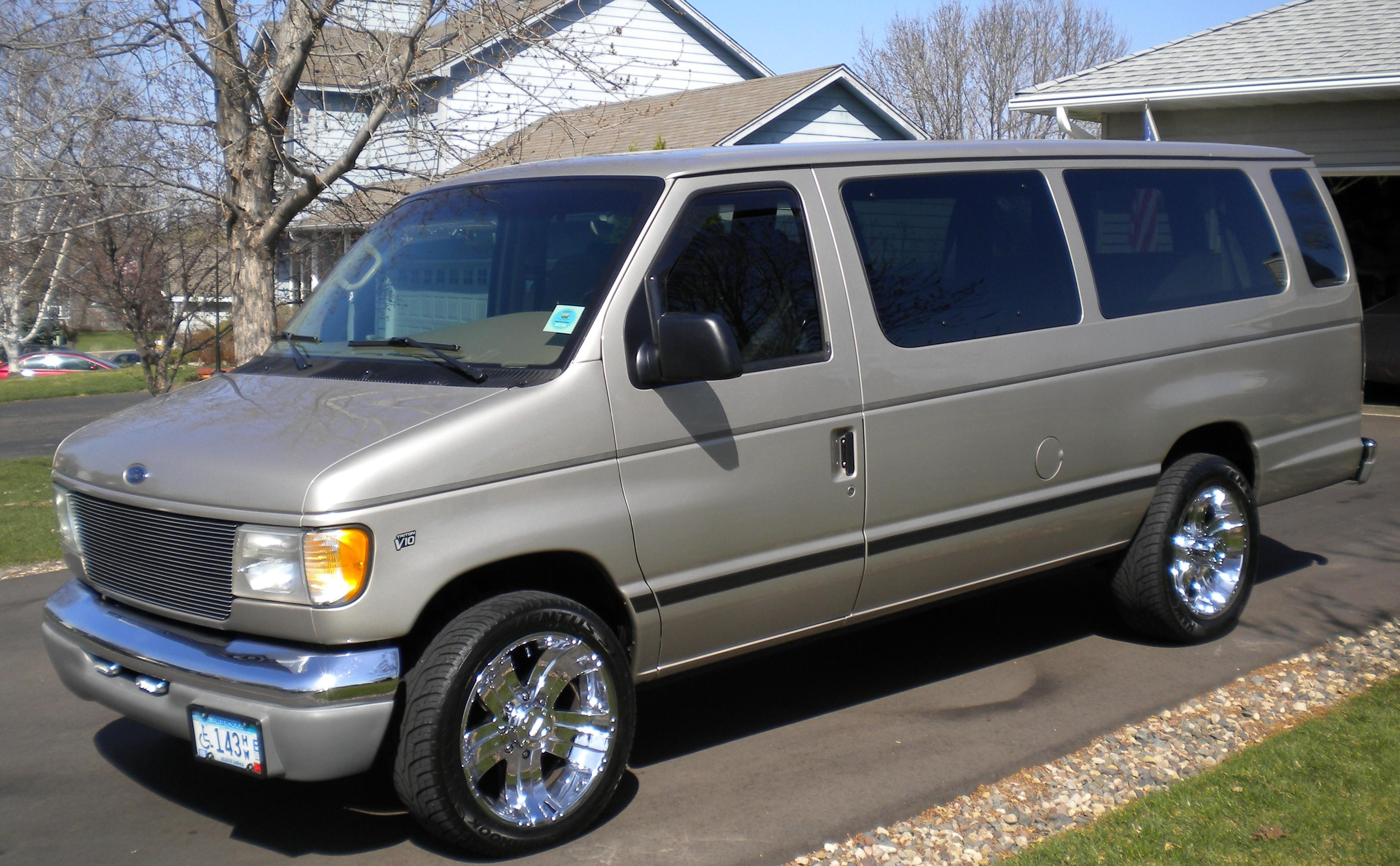 questtwo 1999 ford e350 super duty passenger specs photos. Black Bedroom Furniture Sets. Home Design Ideas
