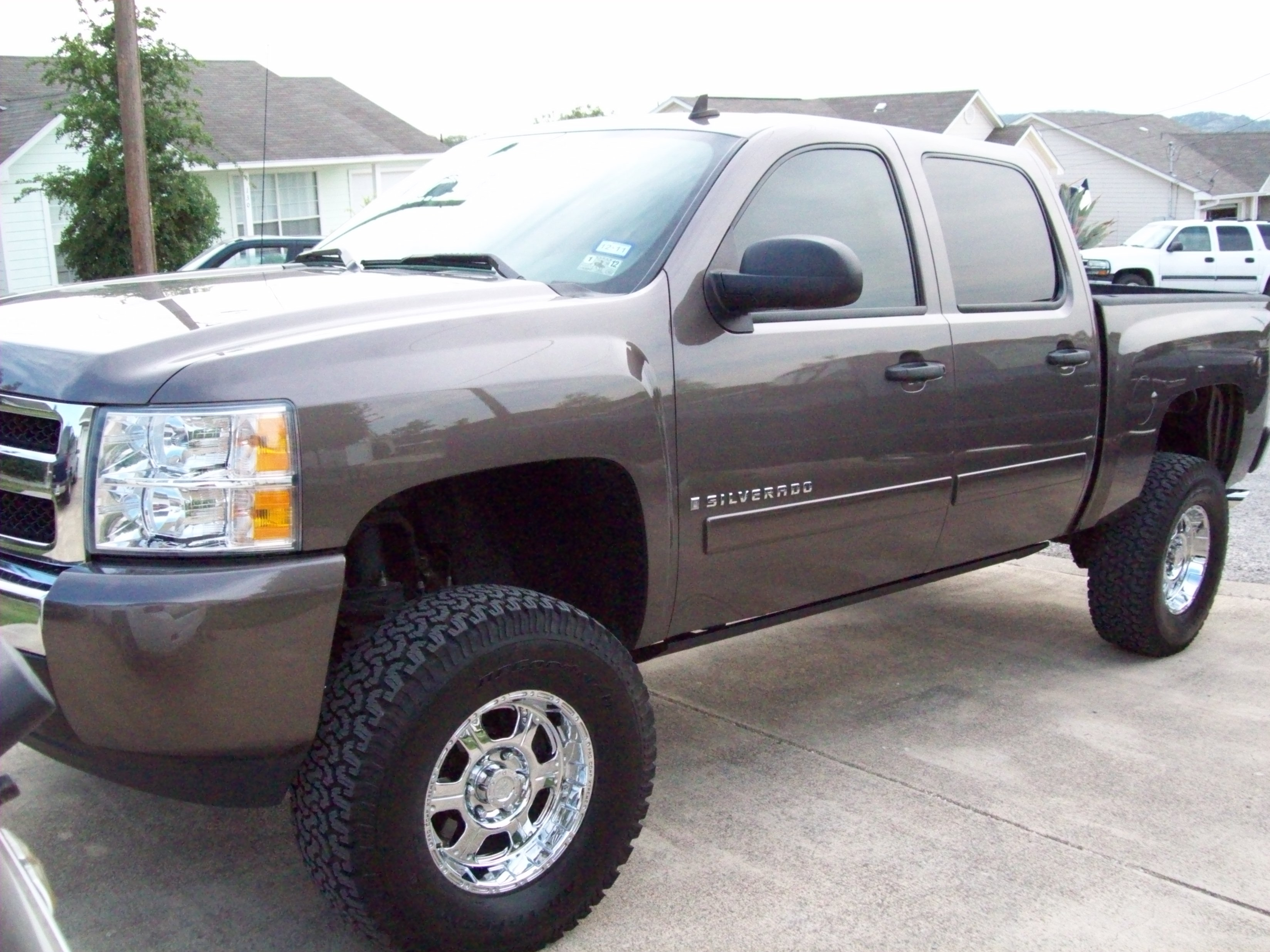 Another JCBradshaw 2008 Chevrolet Silverado 1500 Crew Cab post... - 15150015