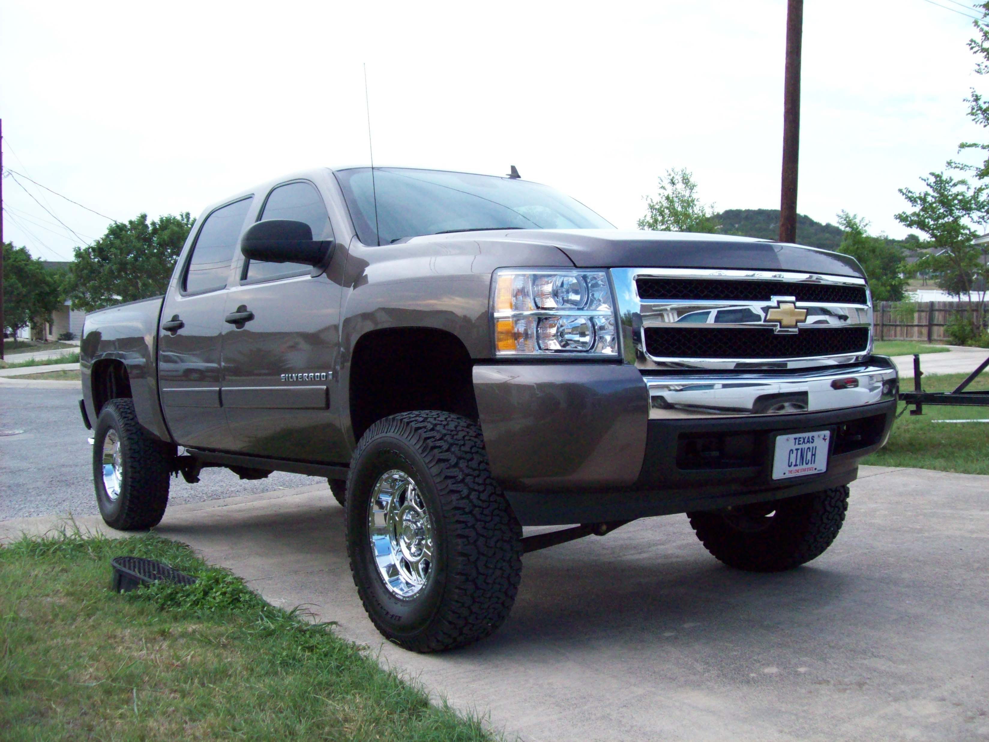 Another JCBradshaw 2008 Chevrolet Silverado 1500 Crew Cab post... - 15150016