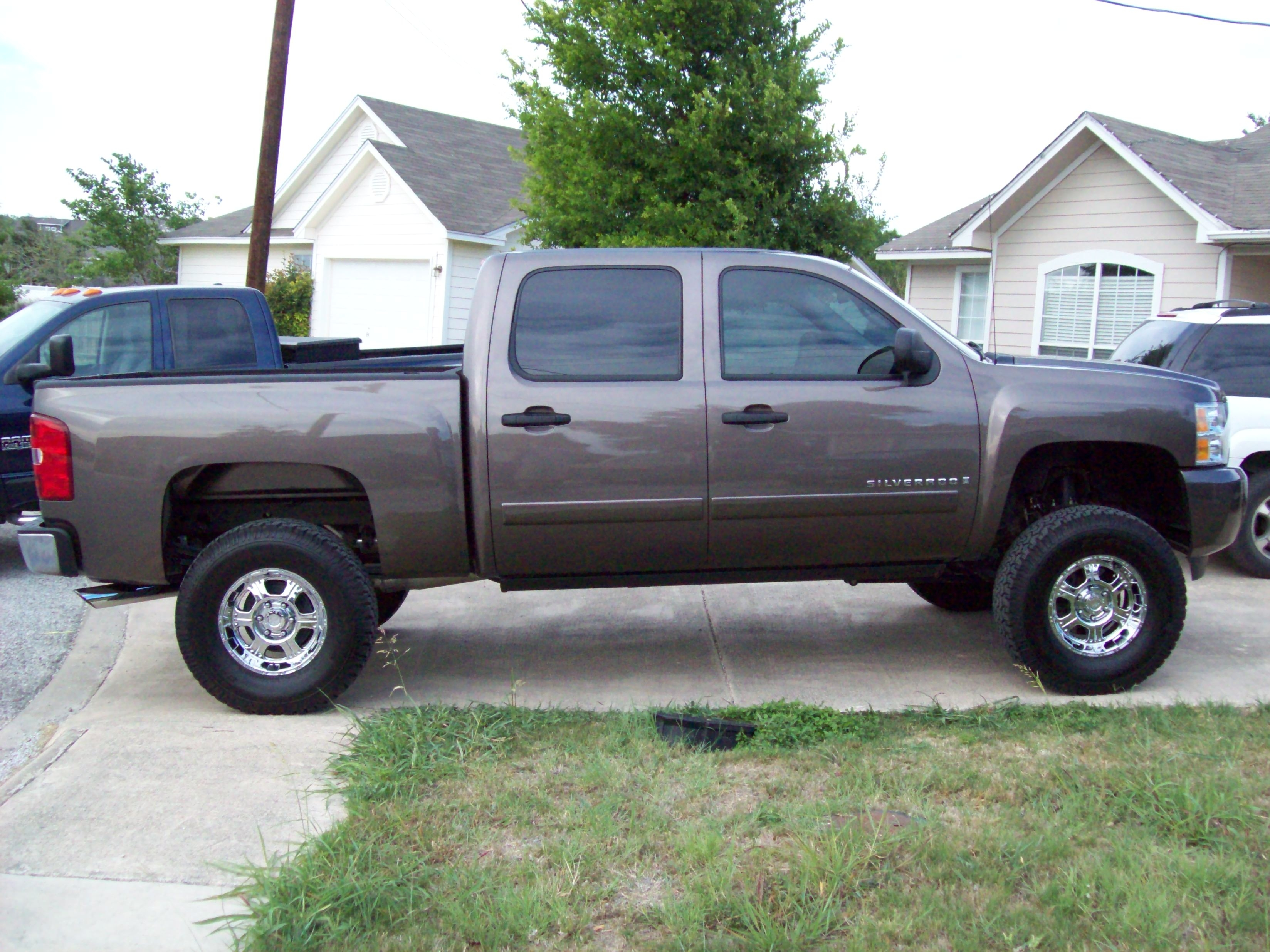 Another JCBradshaw 2008 Chevrolet Silverado 1500 Crew Cab post... - 15150017