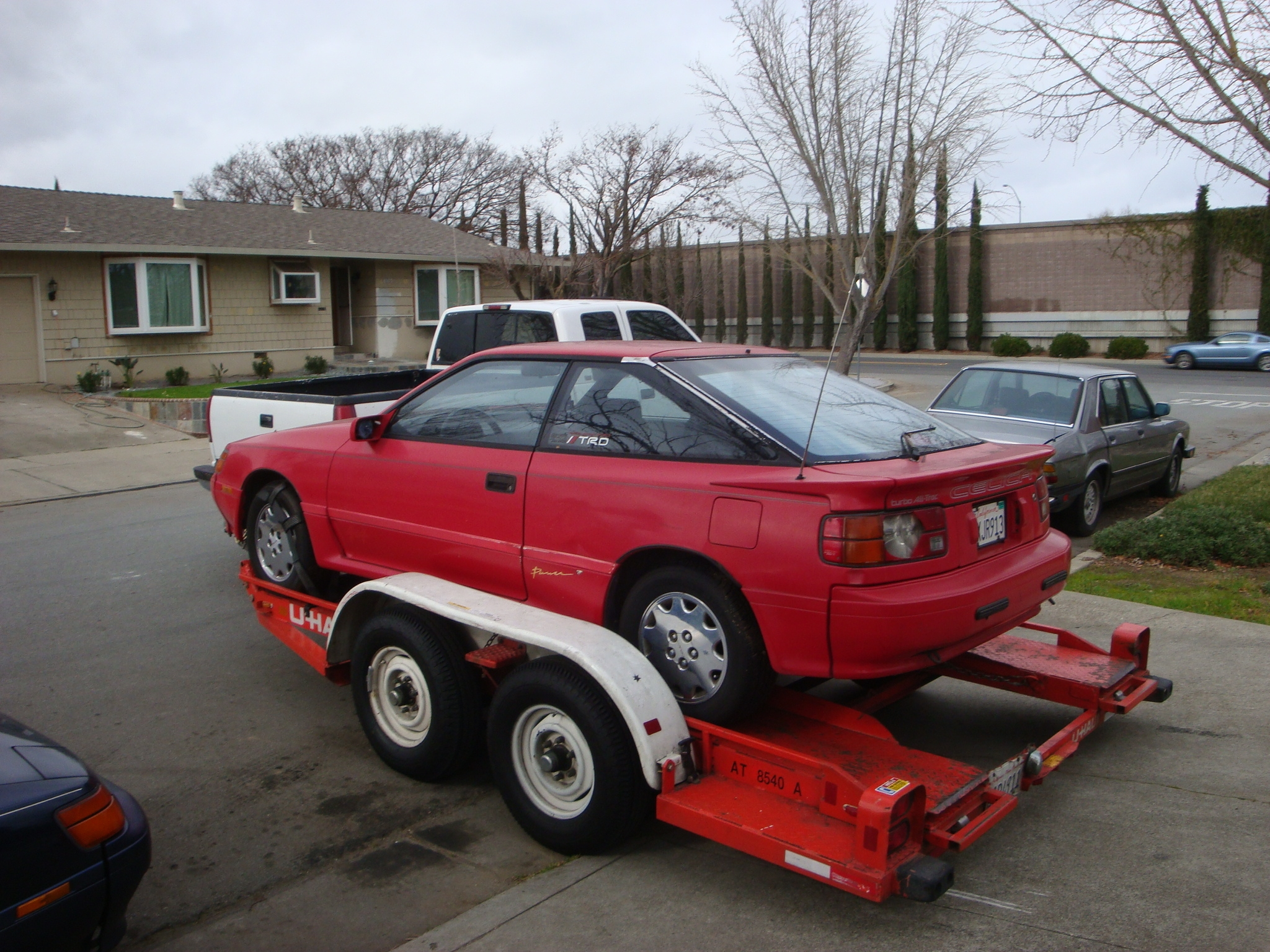 Another jaysceli 1988 Toyota Celica post... - 15150159