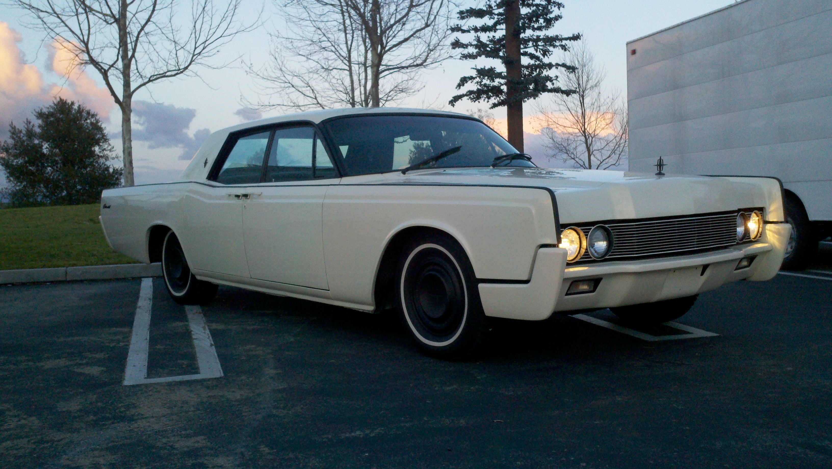 Bloodvader 1967 Lincoln Continental Specs Photos