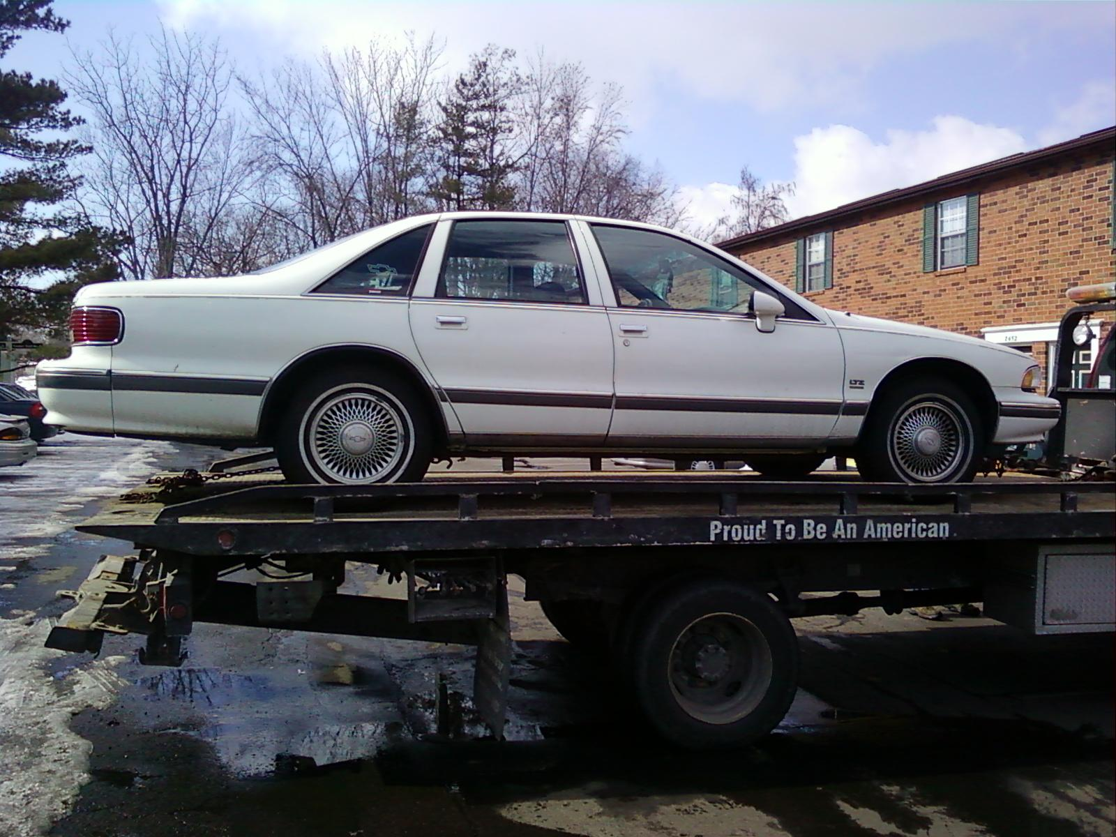 Another Chevyboy22392 1993 Chevrolet Caprice Classic post... - 15151520