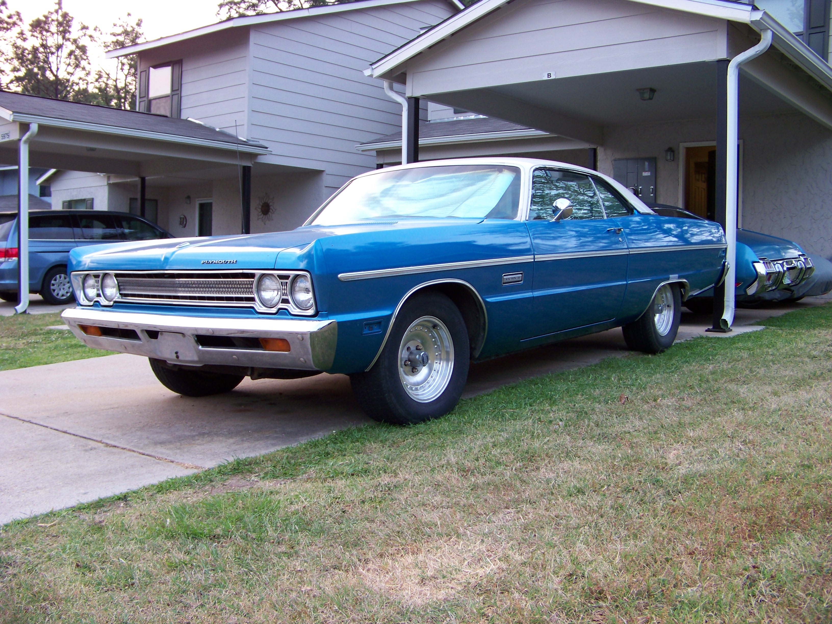 1969 plymouth fury iii photo