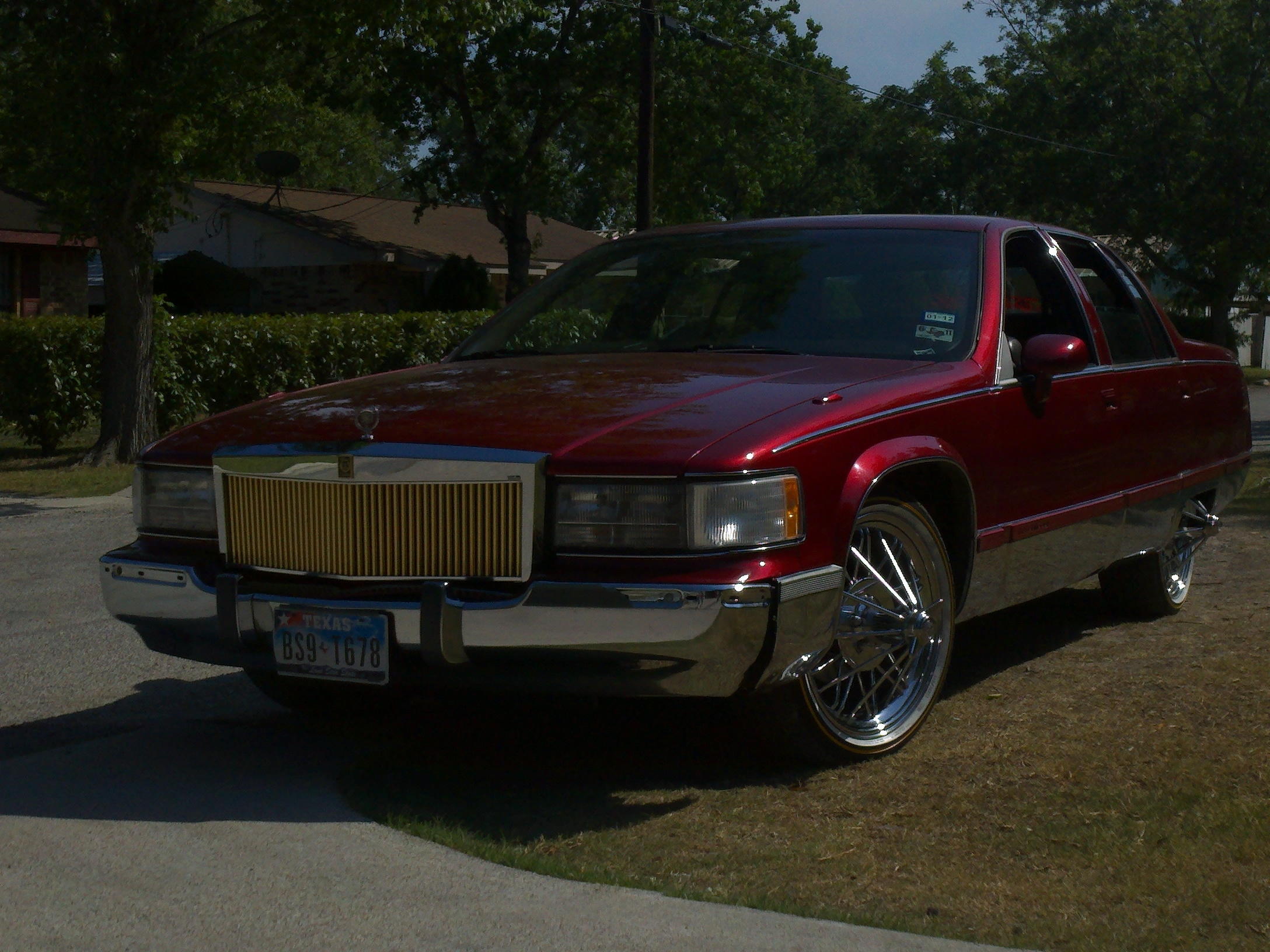 Another kandybfella 1994 Cadillac Fleetwood post... - 15151663