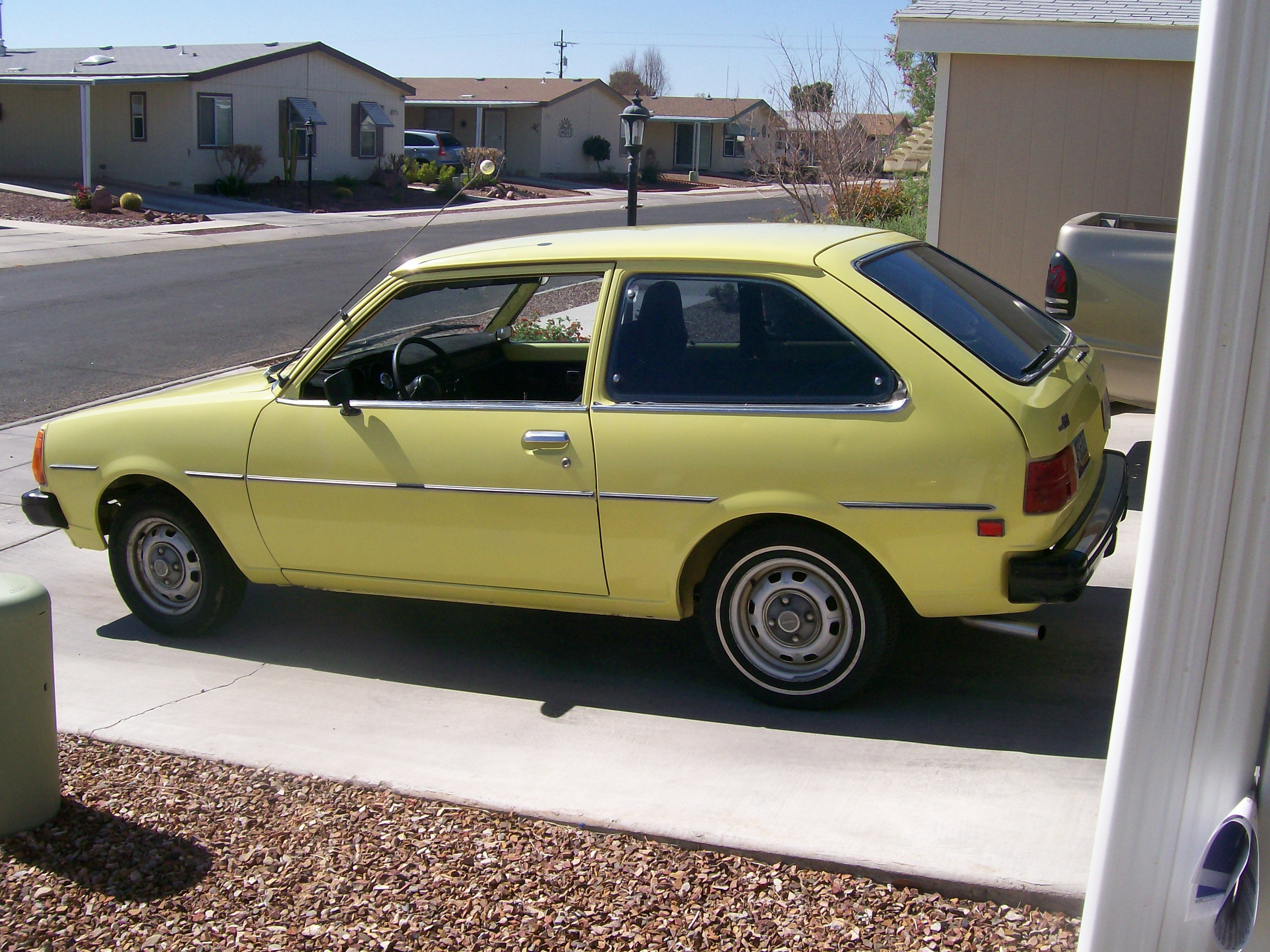 Another novanut1964 1978 Mazda GLC post... - 15151824