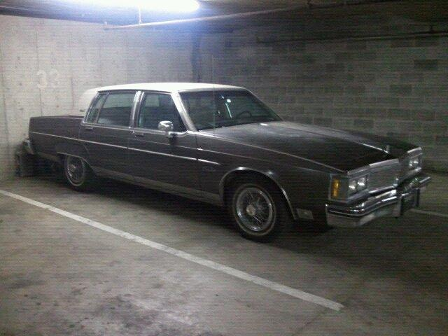 matthew13 1983 Oldsmobile 98